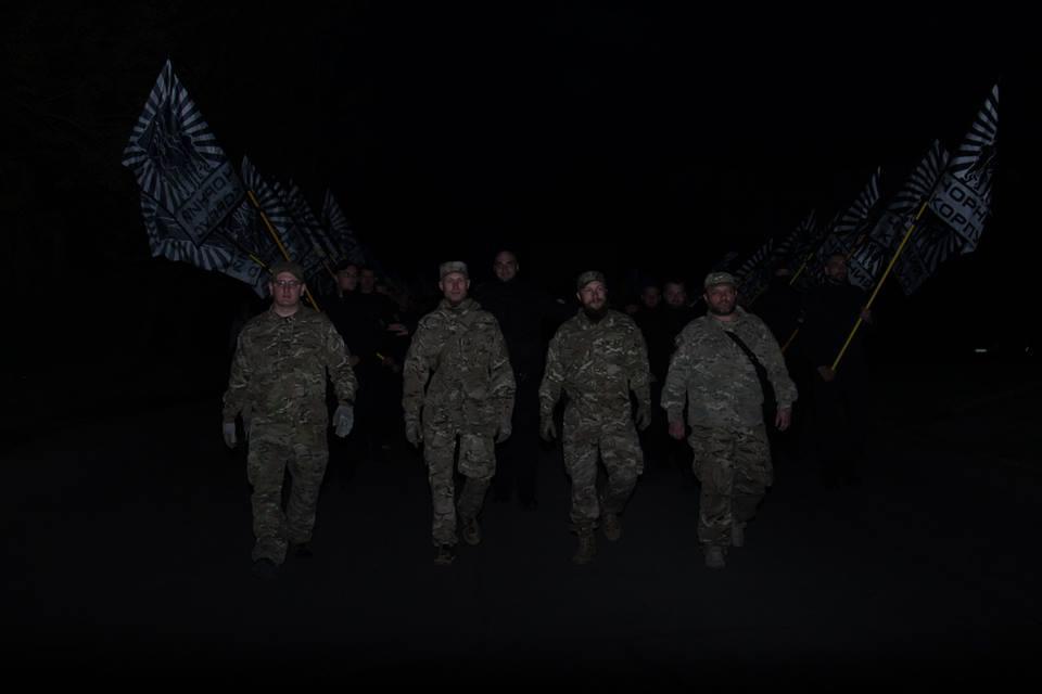 """Як """"Азов"""" святкував день народження у Бердянську - фото 2"""