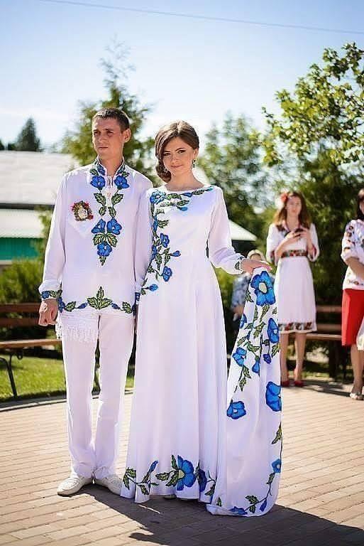 """Мережу підірвали яскраві фото """"бандерівського весілля"""" - фото 1"""