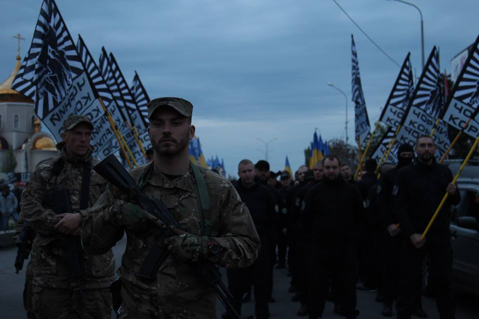 """Як """"Азов"""" святкував день народження у Бердянську - фото 4"""