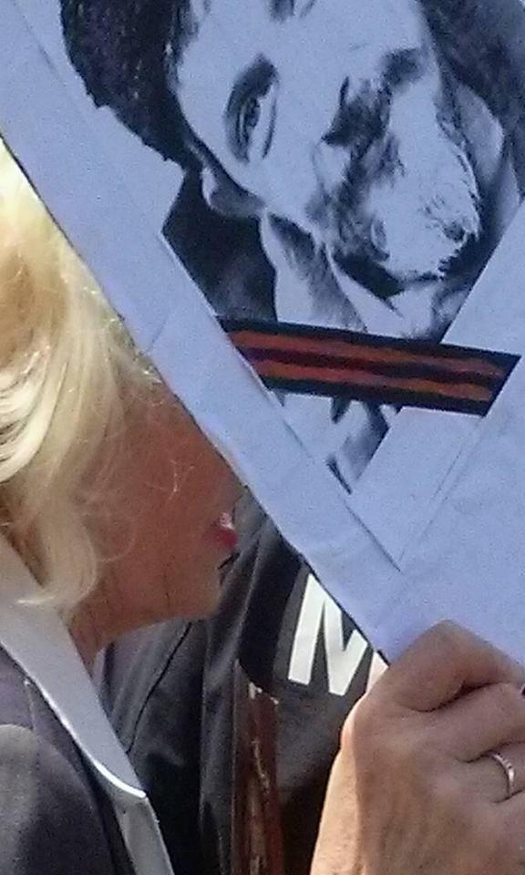 У Миколаєві фото вбитого сепартатиста намагалися видати за бійця Другої світової