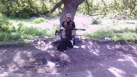Чим займаються на Донбасі найкращі друзі бійців АТО-3 - фото 14