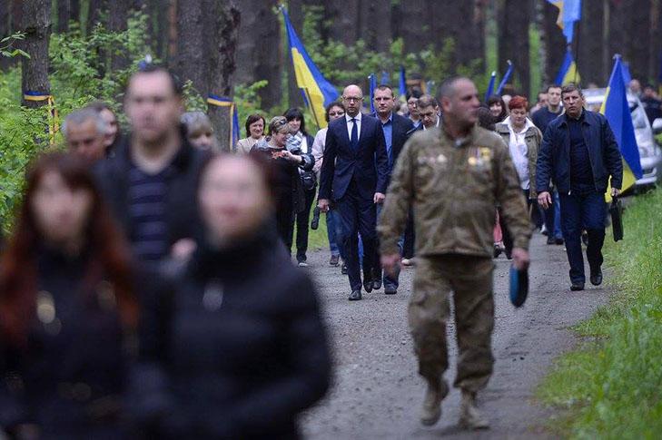 Куди сховався Яценюк? - фото 3