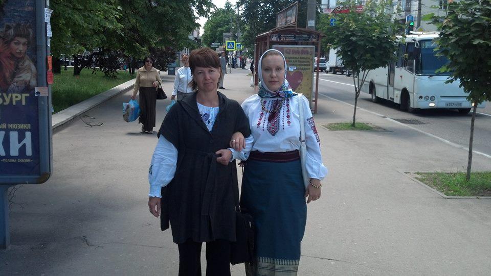 До Дня вишиванок долучився окупований Крим - фото 1