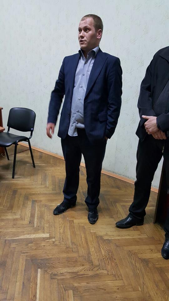 Для вінницького судді День вишиванки закінчився адмінпротоколом за
