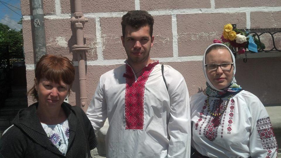 До Дня вишиванок долучився окупований Крим - фото 3