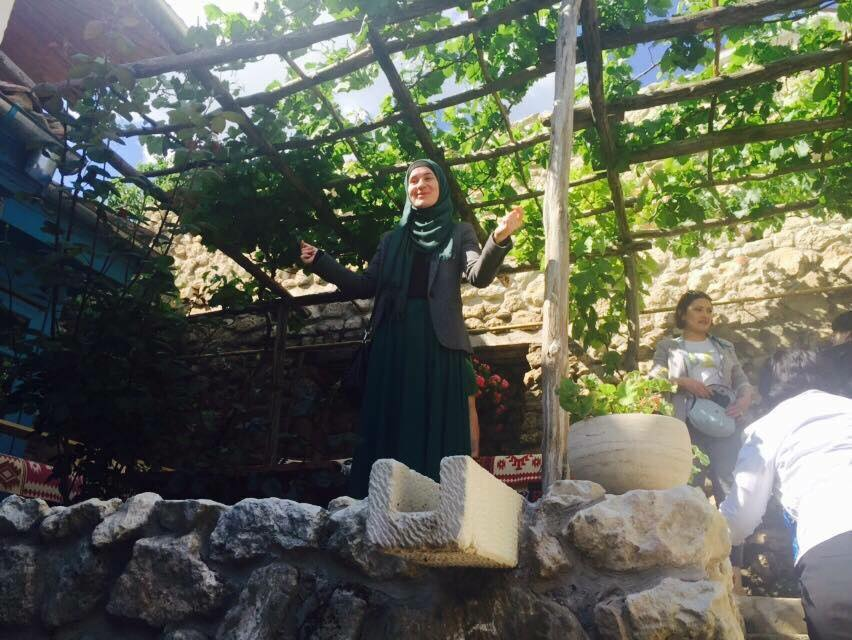Східна казка: 13 фото відреставрованого кримськотатарського будинку - фото 7