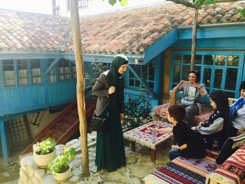 Східна казка: 13 фото відреставрованого кримськотатарського будинку - фото 8