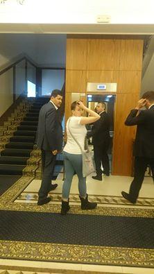 Надія Савченко прибула у АП - фото 1