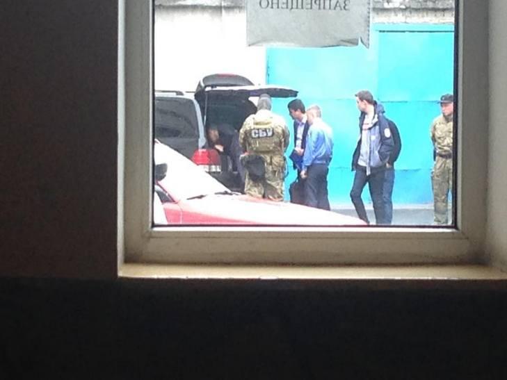 На Одещині на хабарі затримали капітана поліції - фото 2