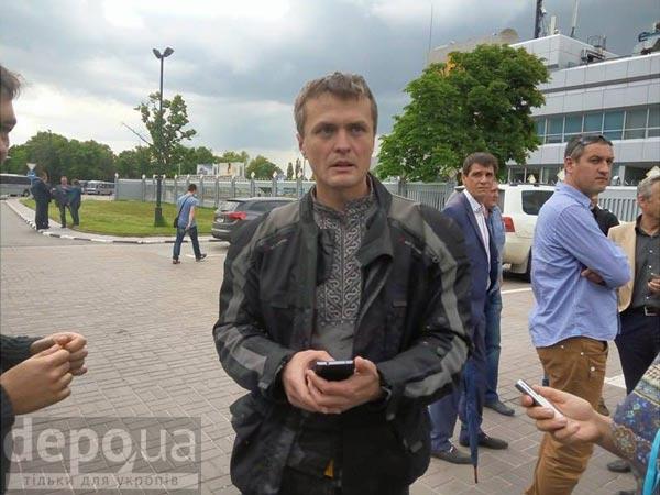 Як Україна зустрічає Надію Савченко (ФОТОРЕПОРТАЖ) - фото 5