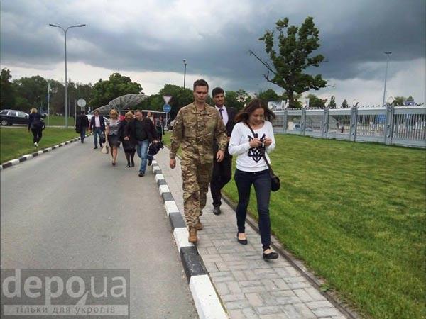 Як Україна зустрічає Надію Савченко (ФОТОРЕПОРТАЖ) - фото 6