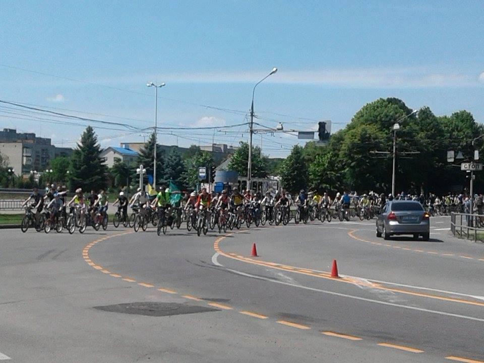 Тисяча вінничан взяла участь у загальноміському велопробігу - фото 4