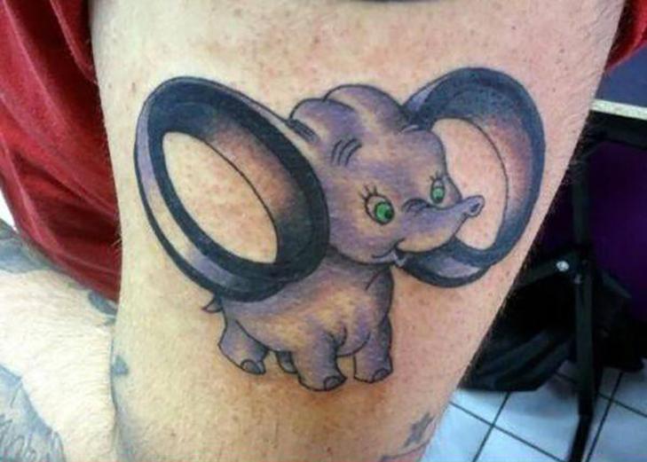 30 курйозних татуювань - фото 27