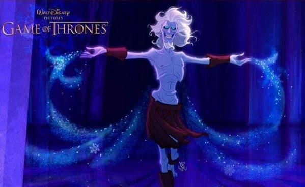 """Як виглядають персонажі з """"Гри престолів"""" у виконанні Діснея - фото 7"""