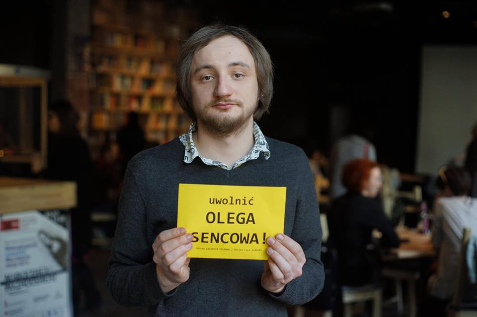 Андрухович та митці з Вроцлава вимагають звільнити Сенцова - фото 1