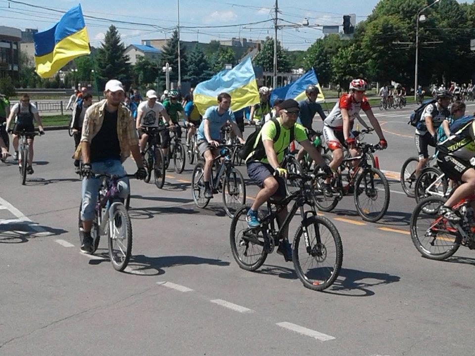 Тисяча вінничан взяла участь у загальноміському велопробігу - фото 2