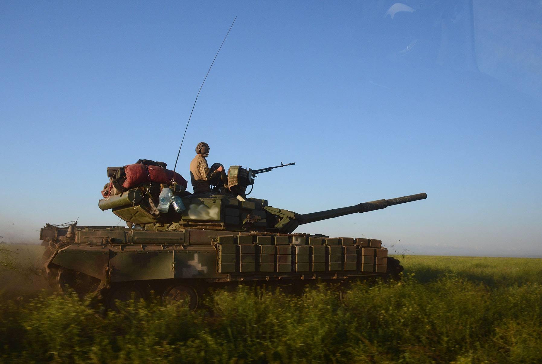 Муженко показав, як тренуються  українські військові - фото 1