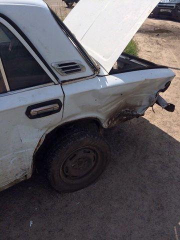 У Харкові два авто не поділили дорогу  - фото 2
