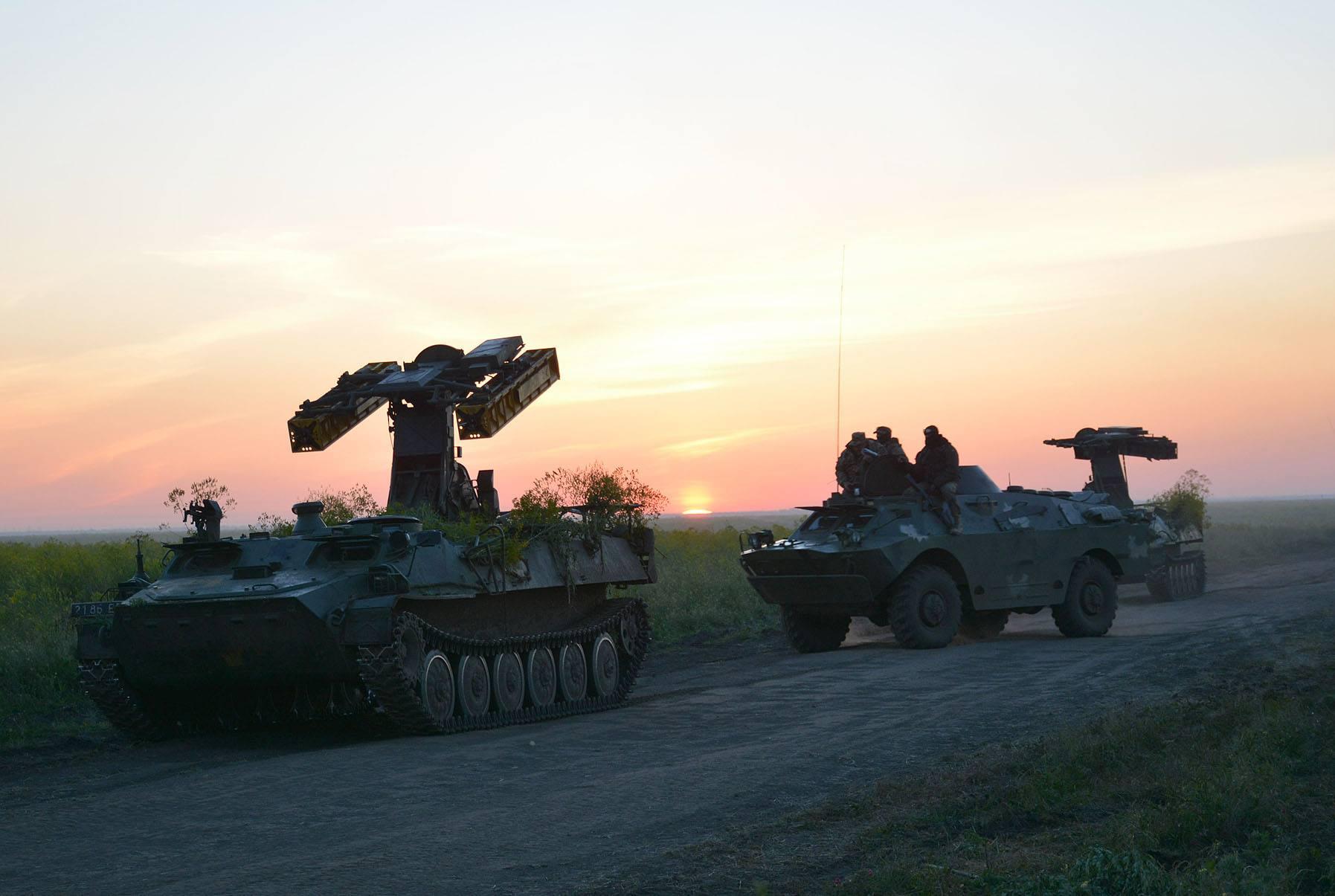 Муженко показав, як тренуються  українські військові - фото 2