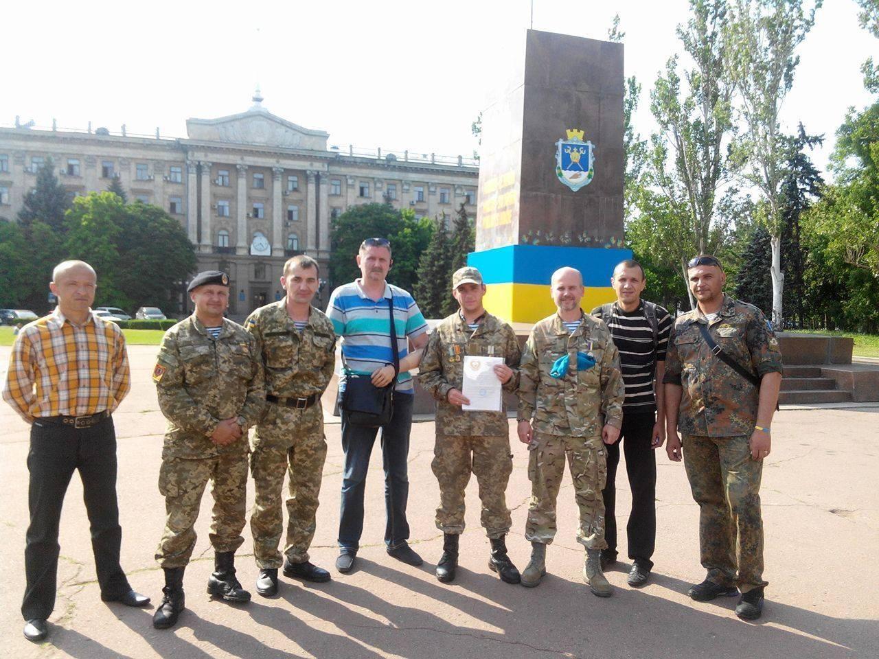 У Миколаєві інваліди АТО вимагають, щоб Барна склав депутатський мандат  - фото 2