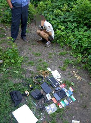 Харківські копи наздогнали квартирного крадія - фото 1