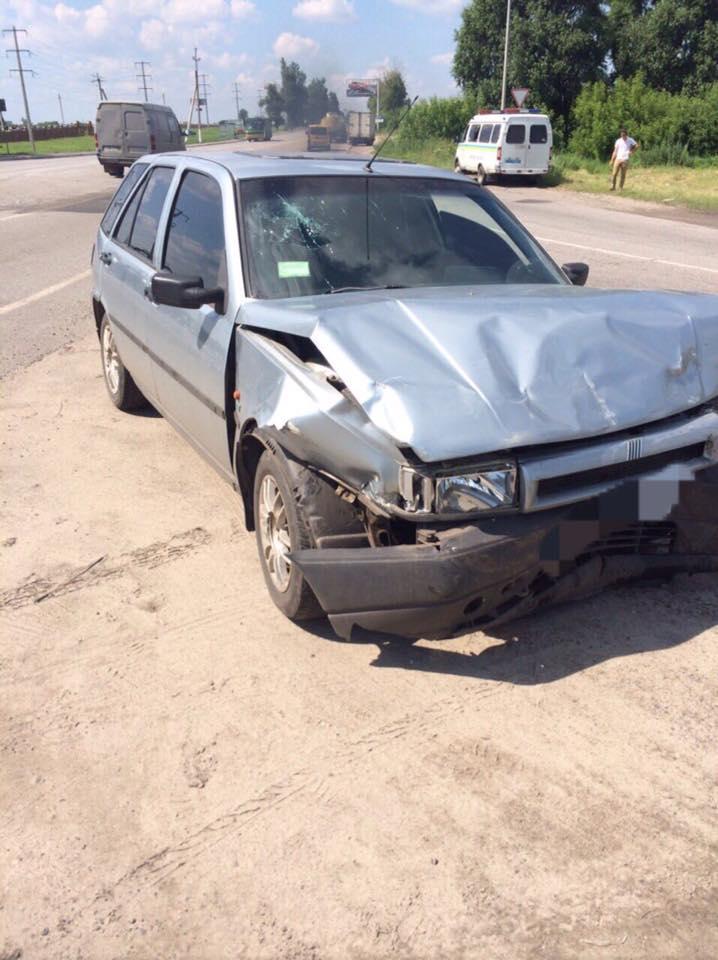 У Харкові два авто не поділили дорогу  - фото 3