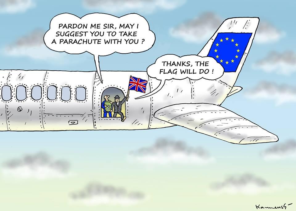 """""""Тепер Доббі вільний!"""": як українці сприйняли вихід Британії з ЄС (ФОТОЖАБИ) - фото 2"""