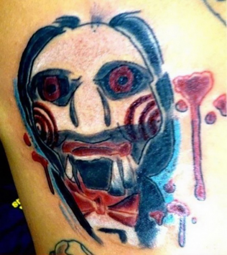 30 курйозних татуювань - фото 17
