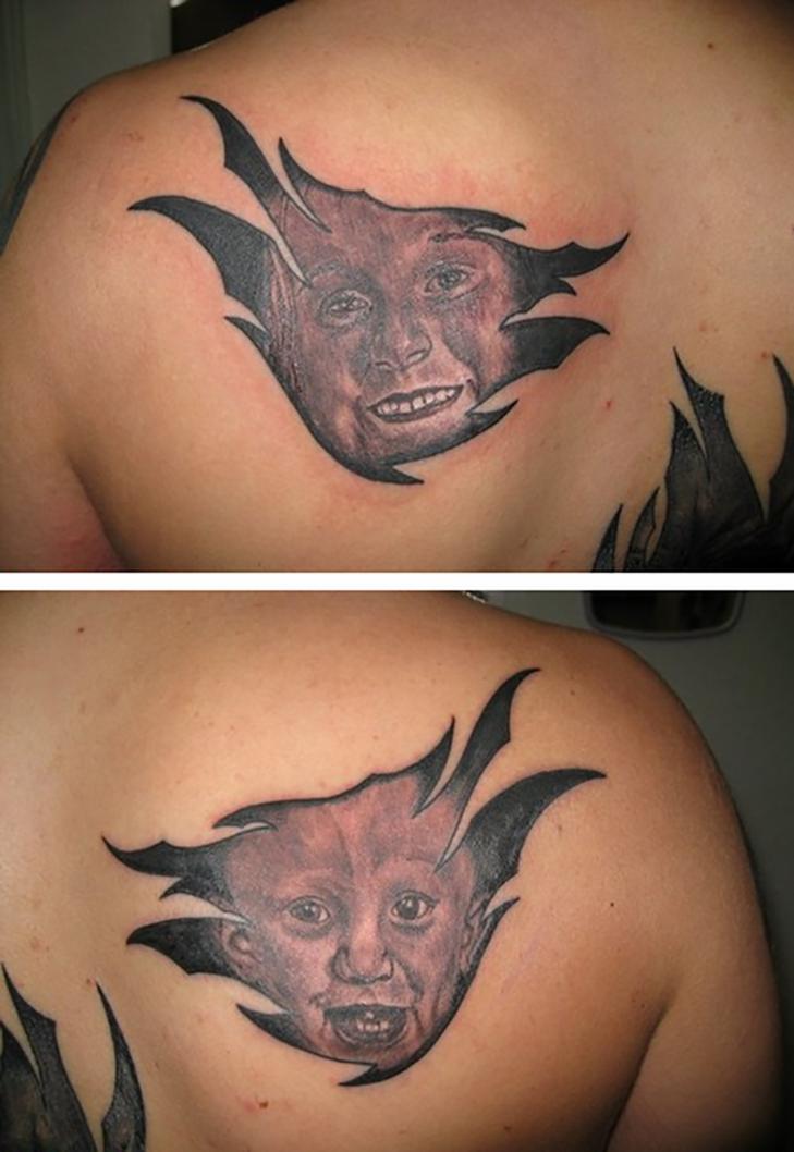 30 курйозних татуювань - фото 12