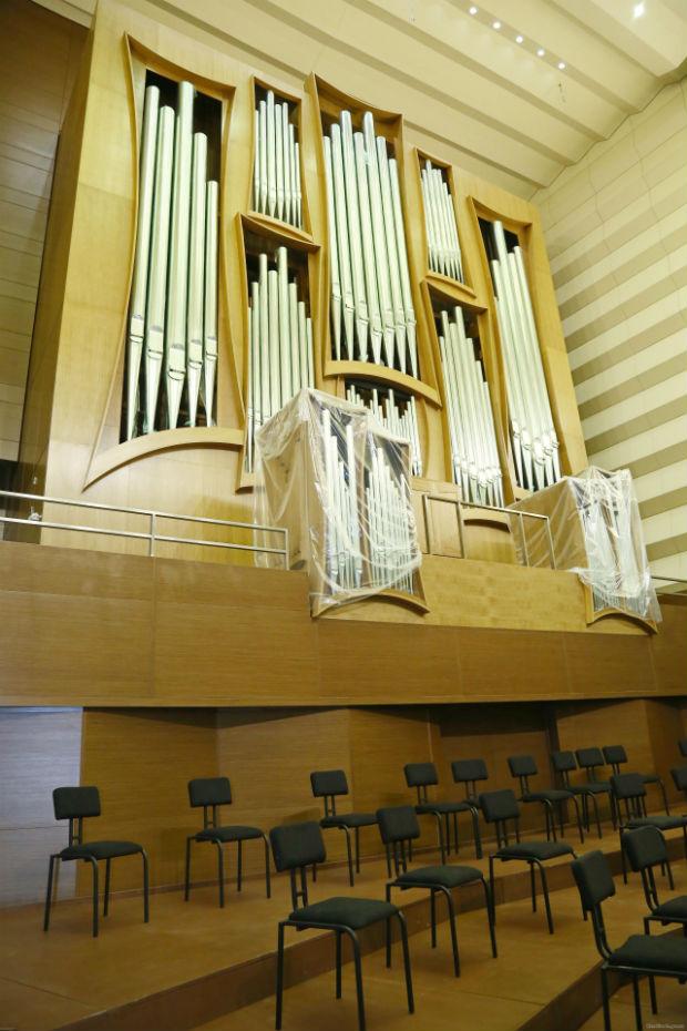 У Харкові органну залу філармонії відкриють 20 серпня, - Райнін - фото 1