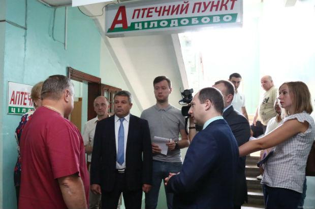 На Харківщині аптеки при лікарнях мають надавати знижки для ветеранів, учасників АТО, - Райнін - фото 1