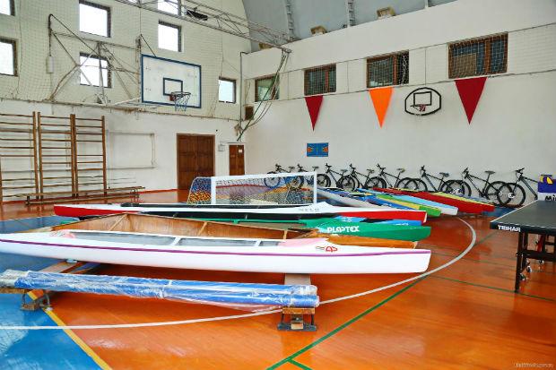 У Харкові обласне училище фізкультури отримало обладнання на 1,5 млн грн, - ОДА - фото 1