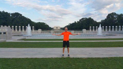 Як Яценюк бігав по Вашингтону  - фото 1