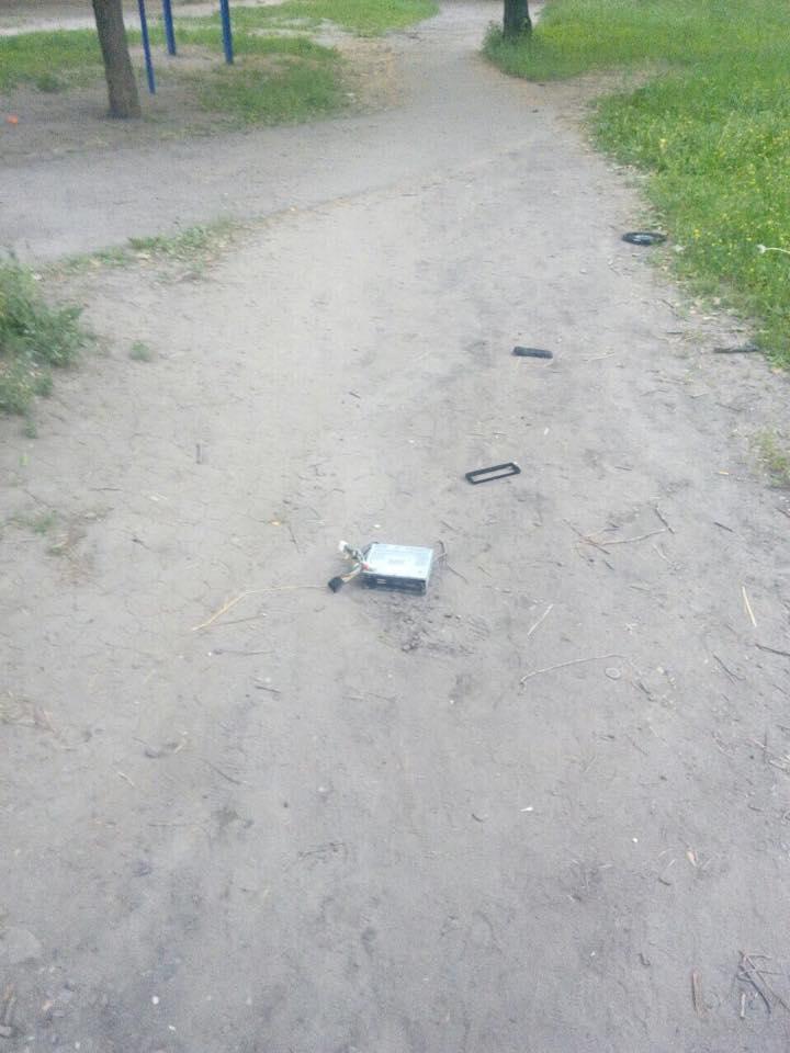 Харківські копи затримали автомобільного крадія  - фото 3