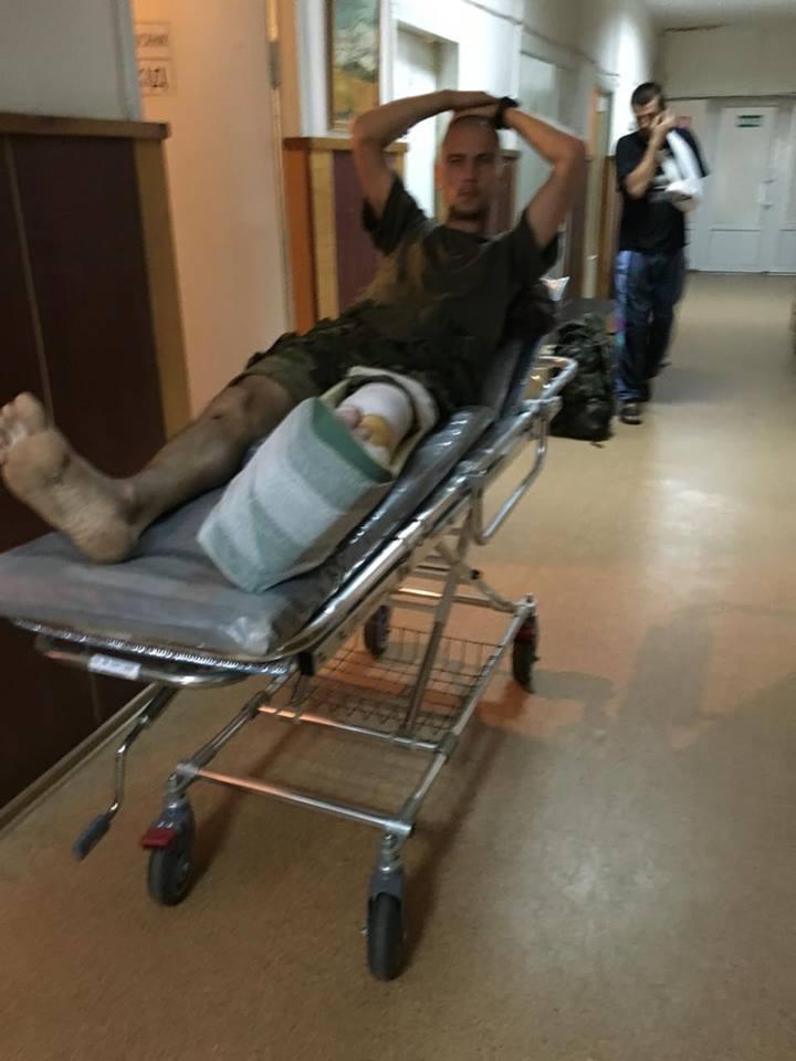 До Харкова привезли 67 поранених з передової  - фото 2