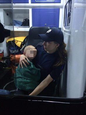 У Харкові в підвалі знайшли 1-річного малюка - фото 1