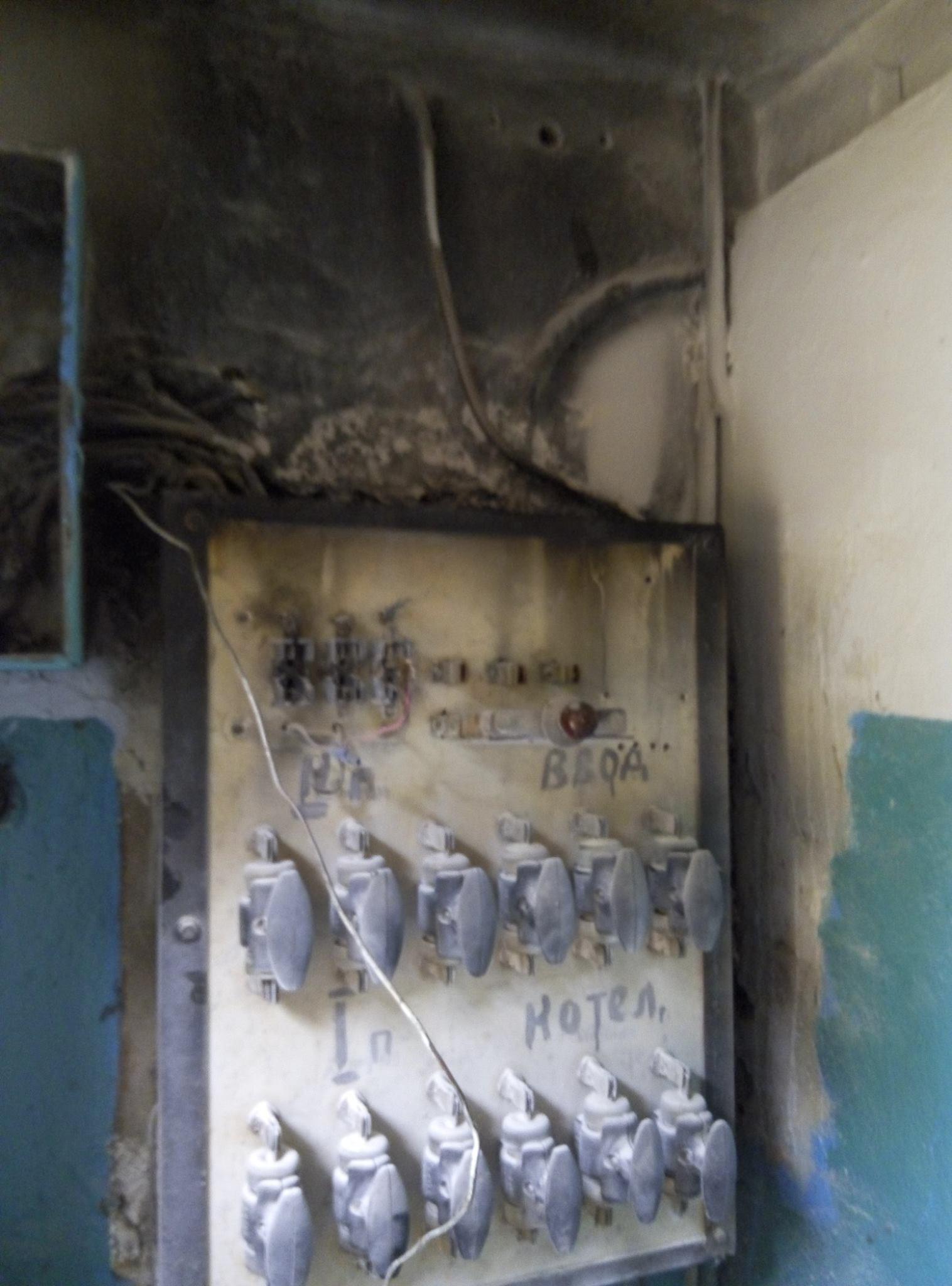 У Миколаєві в житловому будинку вибухнув електрощит - фото 1