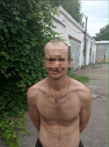Харківській копи спіймали викрадача велосипеда - фото 2