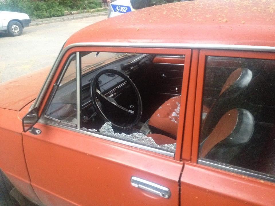 Харківські копи затримали автомобільного крадія  - фото 2