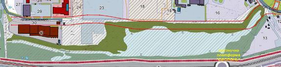 Замість озера на столичній Оболоні  з'явиться черговий ТРЦ  - фото 1