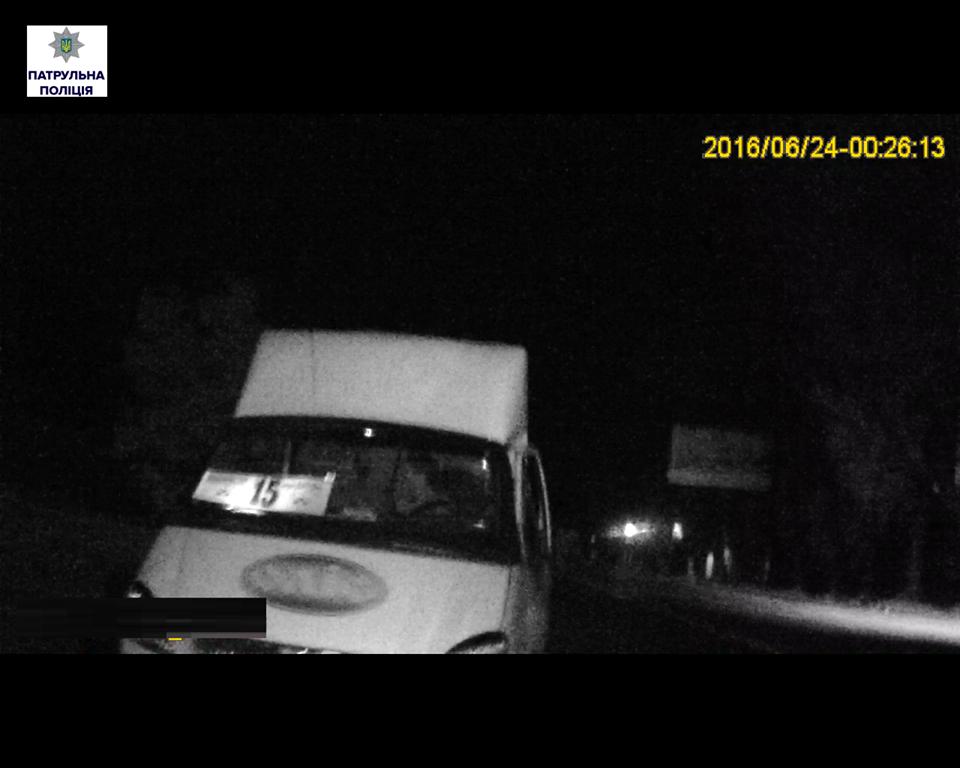 В 11 разів більше норми: п'яний миколаївський маршрутник знову віз пасажирів