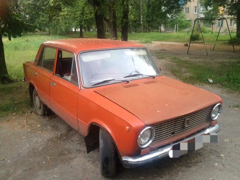 Харківські копи затримали автомобільного крадія  - фото 1