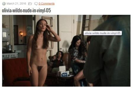 Олівія Вайлд повністю роздяглася в серіалі (18+ ФОТО, ВІДЕО) - фото 1