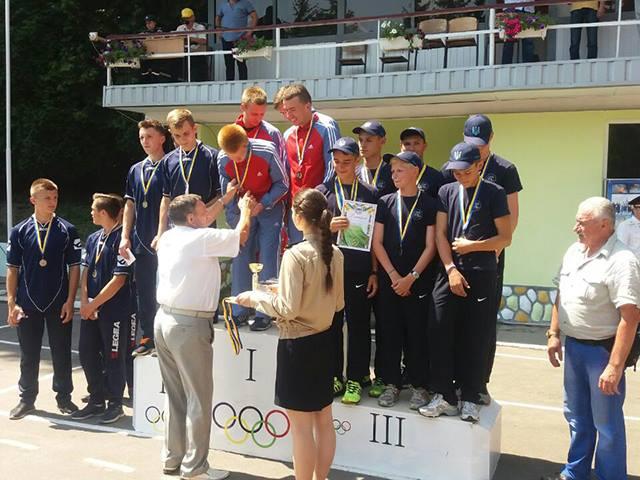 Миколаївці стали чемпіонами України з пожежно-прикладного спорту