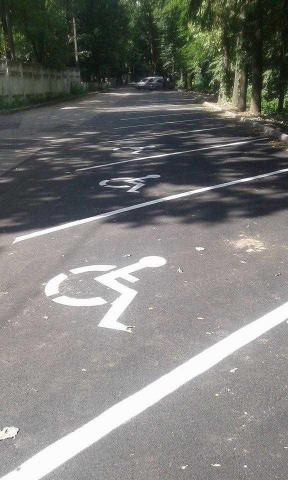 Як виглядають дві новенькі вінницькі парковки - фото 4
