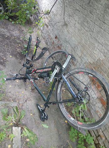 Харківській копи спіймали викрадача велосипеда - фото 1