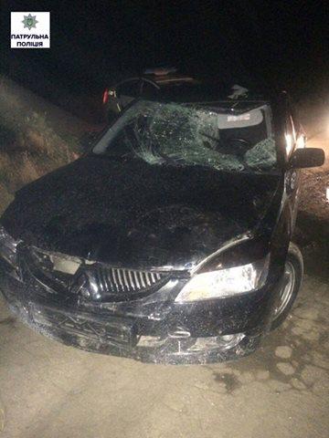 У Миколаєві Mitsubishi збив велосипедиста та втік - фото 1