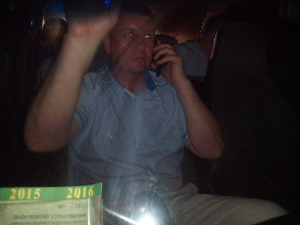 Педос з'ясовує, чому заступника Присяжнюка з корпоративу возять на службовому авто - фото 1