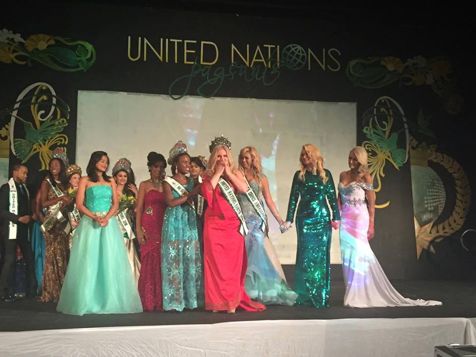 Українка виборола титул найкрасивішої жінки планети Mrs United Nations Earth - фото 3
