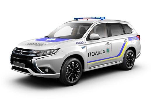 Українських поліцейських пересадять на гібридні авто  - фото 1